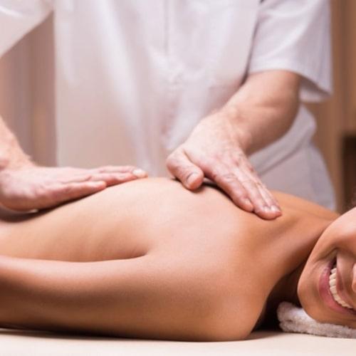 Massage naturist Tantra massage